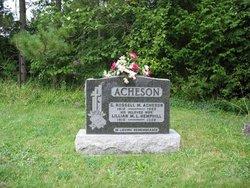 Lillian Mary <i>Hemphill</i> Acheson