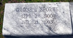 Mamye L. <i>Sports</i> Windham