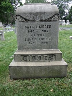 Isaac T Giddes