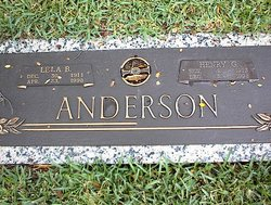 Henry G Anderson