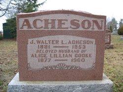 Alice Lillian <i>Cooke</i> Acheson