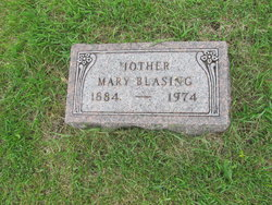 Mary Margarette <i>Wooldridge</i> Blasing