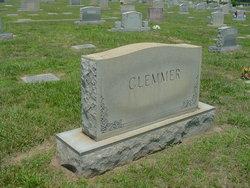 Eva <i>Cloninger</i> Clemmer
