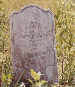 Ann <i>Sharp</i> Hamilton