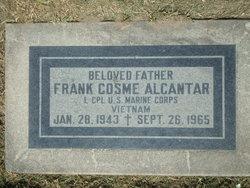 Corp Frank Cosme Frankie Alcantar