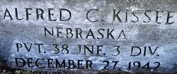 Alfred C Kissee