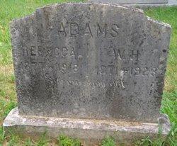 Rebecca J. <i>McFall</i> Adams