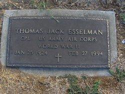 Thomas Jackson Jack Esselman