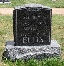 Bertha C. <i>Lawrence</i> Ellis