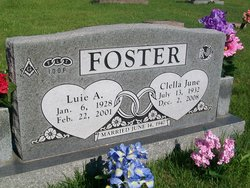 Clella June <i>Storie</i> Foster