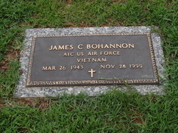 James C Bohannon
