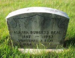 Almira <i>Burgess</i> Beal
