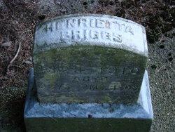 Henrietta <i>Pratt</i> Briggs