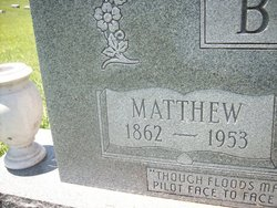 Matthew Biggs