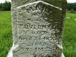 Mary <i>Weaver</i> Overmyer
