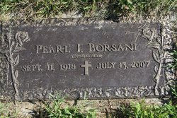 Pearl Irene <i>Willing</i> Borsani