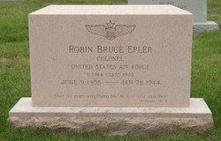 Col Robin Bruce Epler