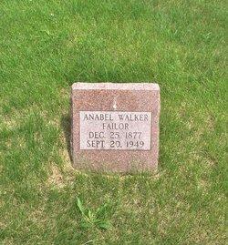 Anabel <i>Walker</i> Failor