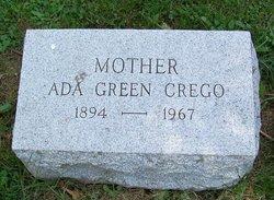 Ada E. <i>Green</i> Crego