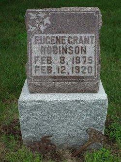 Eugene Grant Robinson