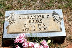 Alexander Cornelius Brooks
