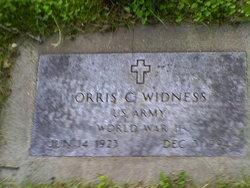Orris Christian Widness