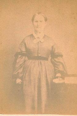 Elizabeth Bloombury <i>Peterson</i> Burwell