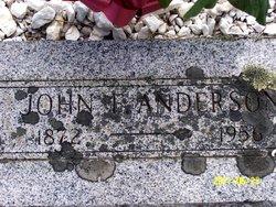 John Fredrik Anderson
