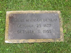 Samuel Madison Dunlap