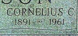 Cornelius Conal Neil Jackson