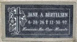 Jane Allen <i>Nance</i> Bertelsen