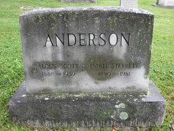 Rev Alden Scott Anderson, Sr