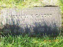 Merrill K Caudry