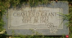 Charles Donald Grant