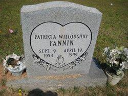 Patricia <i>Willoughby</i> Fannin