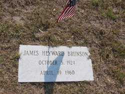 James Heyward Brunson