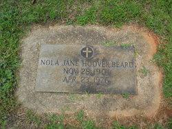 Nola Jane <i>Hoover</i> Beard
