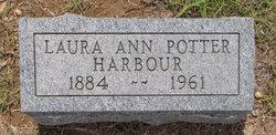 Laura Ann <i>Potter</i> Harbour