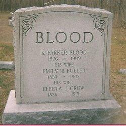 Emily Hepzibah <i>Fuller</i> Blood