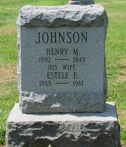 Estelle E Johnson