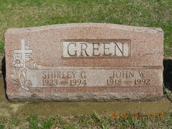 Shirley Gail Cahn Davis <i>Conrad</i> Green