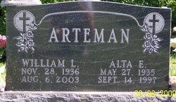 Alta E <i>Loeffelbein</i> Arteman