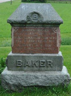 Anna G <i>Harnish</i> Baker