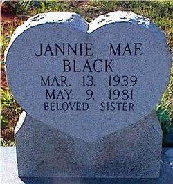 Jannie Mae Black