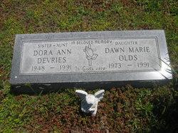Dora Ann <i>Stoops</i> Devries