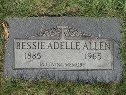 Bessie Adelle Allen