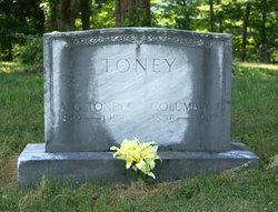 Columbia Josephine <i>Dean</i> Toney