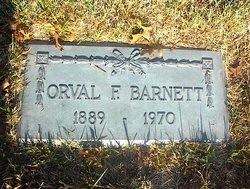Orval Forest Barnett