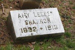 Amy <i>Leeper</i> Shannon