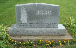 Doris May Geddy <i>Geddes</i> Berg